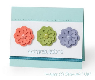 su punchStampinup, Colors Combos, Cards Ideas, Colors Cards, Stampin Up, Projects Ideas, Blossoms Bouquets, Punch Cards, Flower Punch
