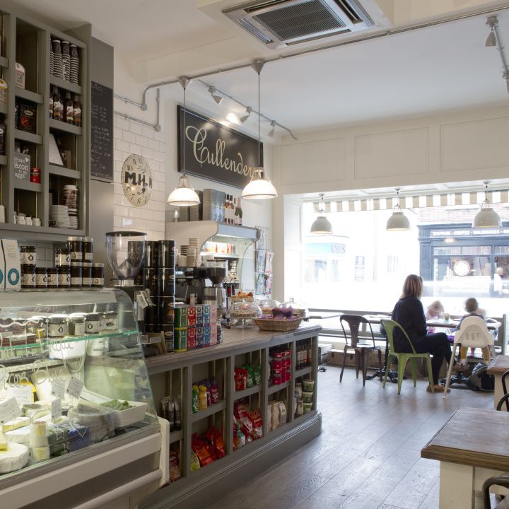 Cullenders Delicatessen & Kitchen by The Vawdrey House, Reigate – UK