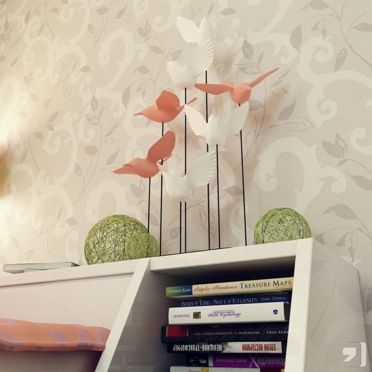 Cool teenage bedroom furniture peach green cream decor bidycandy com teens bedroom inspiration