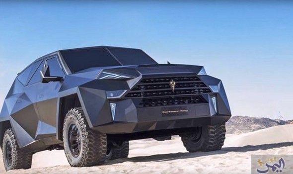 أفخم سيارة دفع رباعي في العالم Vehicles Armored Vehicles Most Expensive