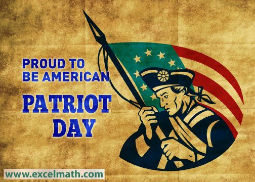 Happy Patriot Day! The Boston Marathon is under way with 30,000 participants. April 18, 2016 marks the 120th anniversary of this race. Exactly how long is a marathon? Excel Math teaches students how to calculate distance, convert measurements, merge math with literacy using multi-paragraph word problems, and lots more! http://excelmathmike.blogspot.com/2016/04/how-long-is-marathon-and-celebrating.html