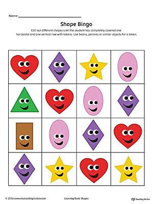 shape worksheets year 1 pdf