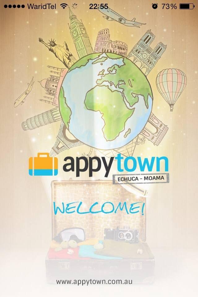 Appy Town app snapshot.