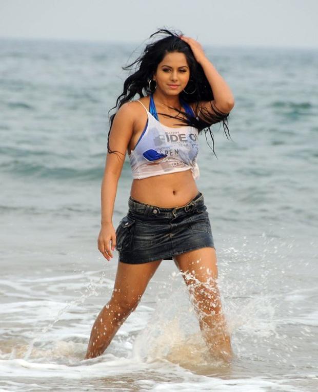 Telugu Schauspielerin sexy Foto