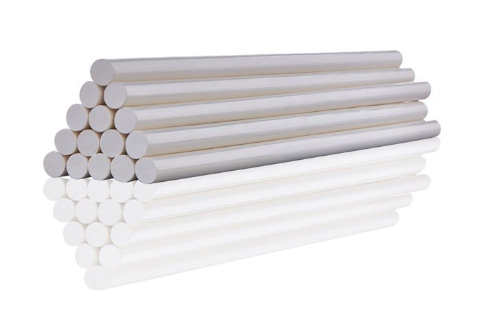 EVA hot melt adhesives are solid at ambient temperature, they can be use for bonding various  material.