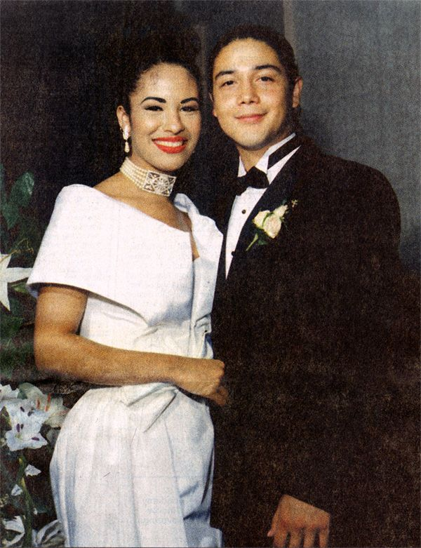 "selena quintanilla perez | TO SELENA WITH LOVE"" IS HOW CHRIS REMEMBERS HIS TEJANO STAR & SELENA ..."