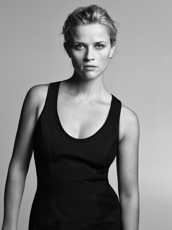 Reese Witherspoon - natural look