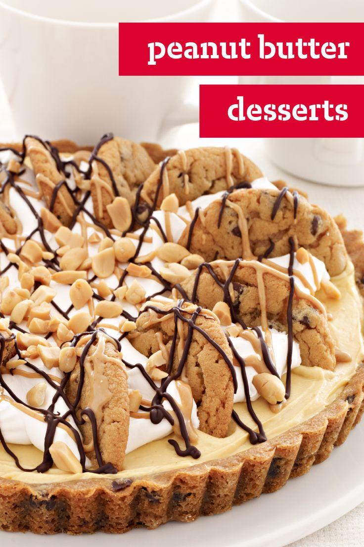 176 best peanut butter recipes images on pinterest kraft for Dessert recipes using peanut butter