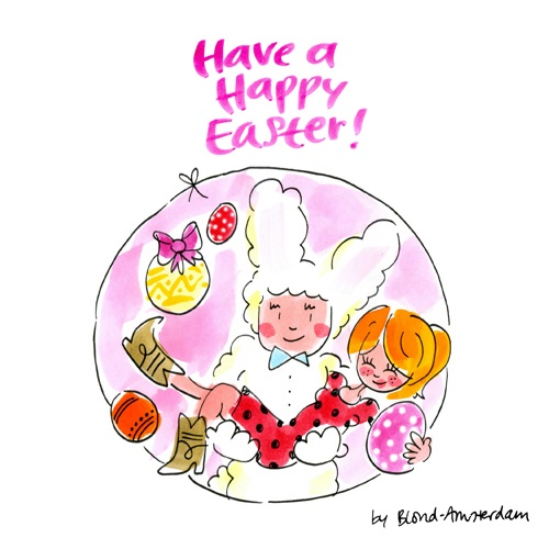 Easter - Made with love by Blond-Amsterdam