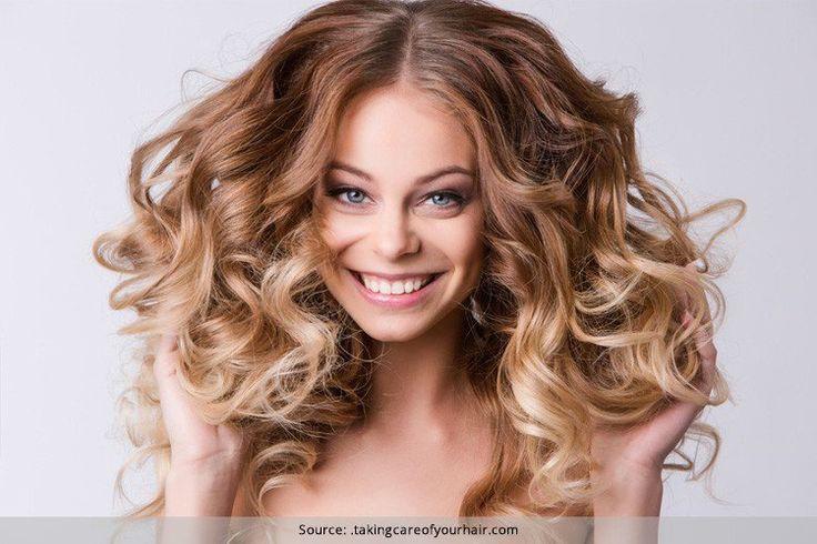 Come per arricciare capelli lunghi in 10 minuti