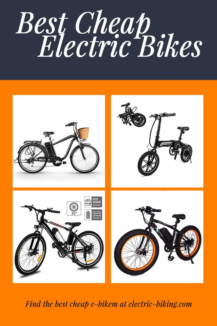 Best Cheap Electric Bikes 2020 Top Value For Money E Bikes
