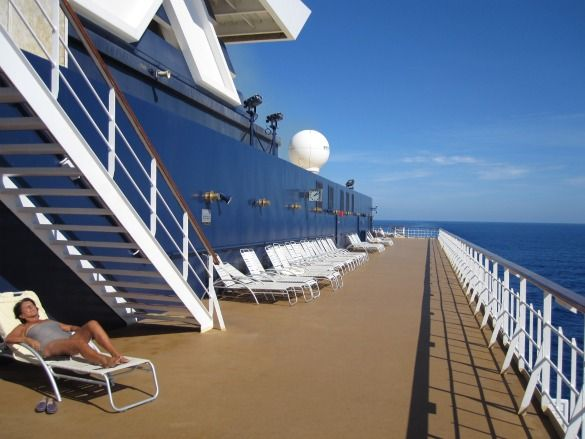 Reasons To Take A Repositioning Cruise Repositioning Cruises - Ship relocation cruises