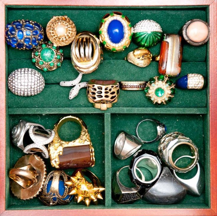 Kate Davidson Hudson' ring collection