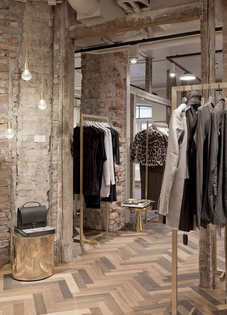 Norse Creation Mythology Plays A Role At Elemental Oslo Concept Store Retail DesignRetail Interior