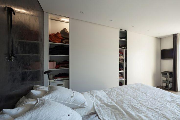 Oltre 25 fantastiche idee su armadio a muro su pinterest - Letto a muro ikea ...