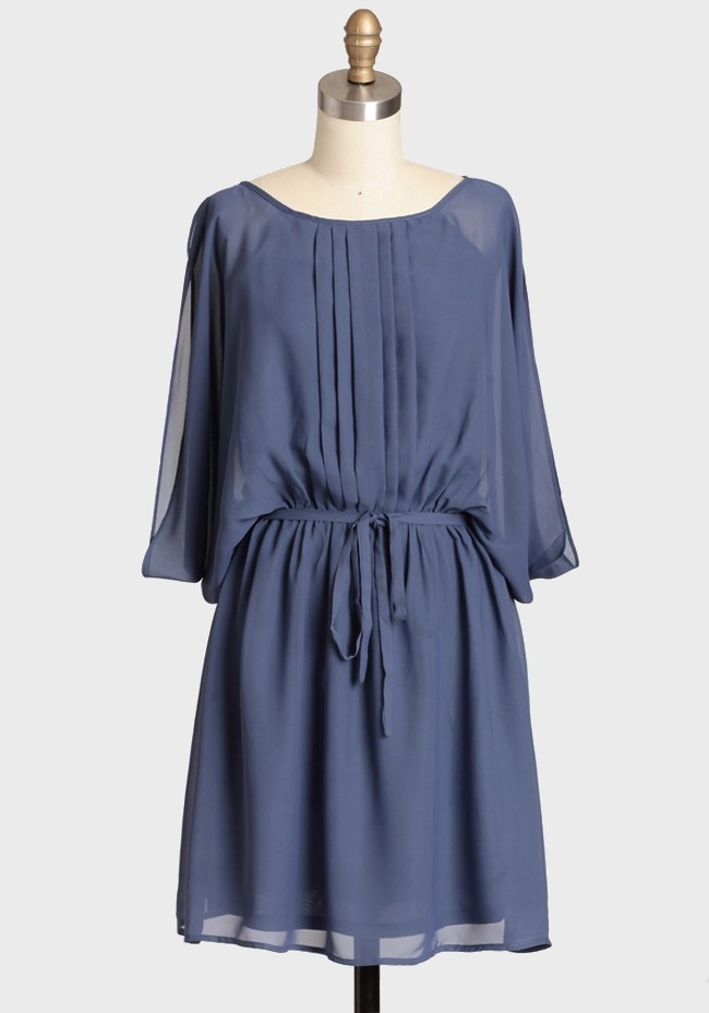 Chiffon dress modern vintage new arrivals clothing pinterest