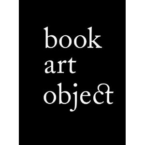 Book Art Object (Hardcover) www.amazon.com/...