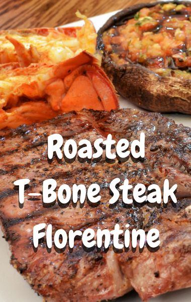 Actor Benjamin Bratt admitted he wished he cooked more at home, but with Mario Batali's help, maybe now he will! Together they made an incredible Roast T-Bone Steak Florentine!