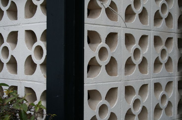 1000 Images About Concrete Block Amp Screens On Pinterest