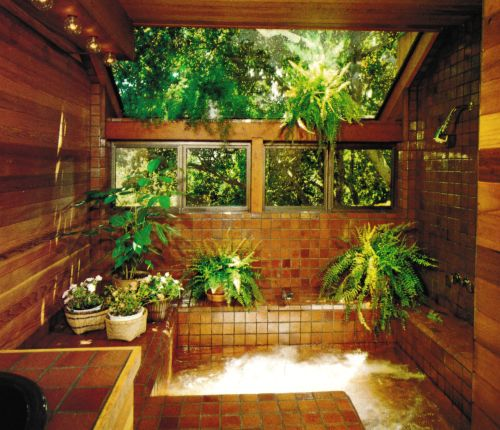 Bathroom, 1980s