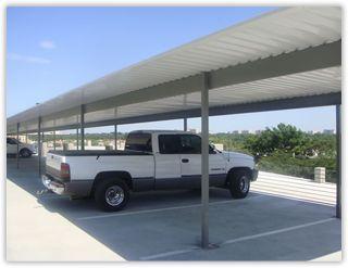USA Eagle Carports 4 post Carport