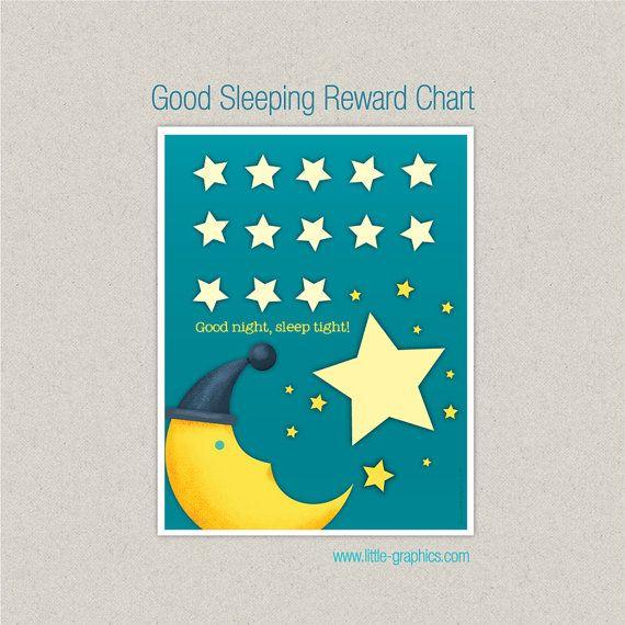 good sleeping moon reward chart download
