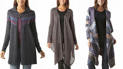 Podzimní móda - svetry