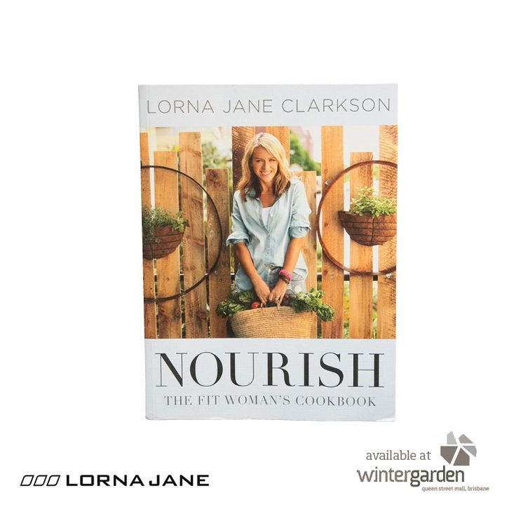 A Lorna Jane cookbook makes for a great gift!