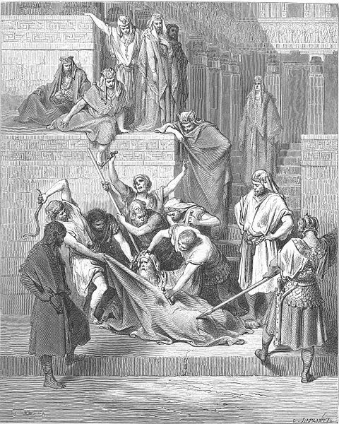 The Maccabee International - המכבי: Ikons from the Book of the Maccabees, by Gustave Dore'