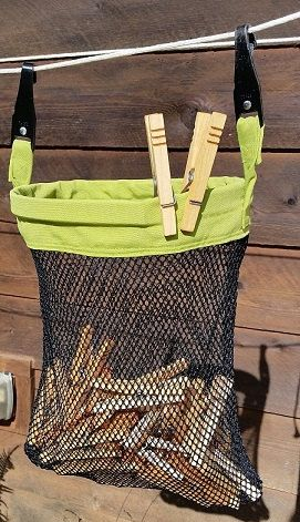 Clothespin Holder, Mesh Bag, Peg Bag, Clothesline Bag, Peg Bag holder, Clothespins, laundry, laundry supplies, Clothespin, hanging bag