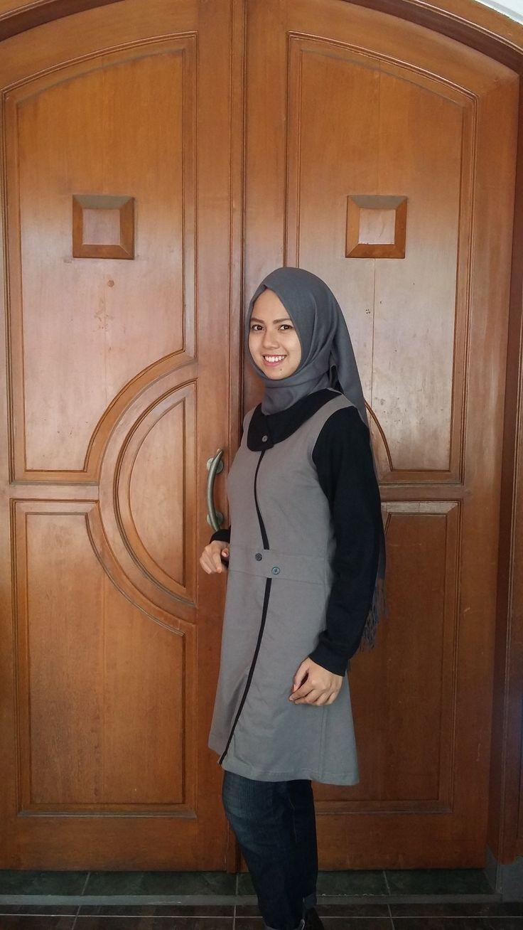 "Foto-foto Ghinaa Faadiyah Gunawan: Saluyu - Riung Bandung, Soekarno Hatta, Kota Bandung, Jawa Barat. Peserta Lomba Foto Mutif 2015 Kategori ""Mutif Fotogenic Contest"" #MutifFotogenicContest #BusanaMuslim #Fashion #FashionMuslim #ModelMutif #FotoModel #MuslimInspiratif #LombaFoto #MuslimahIndonesia"