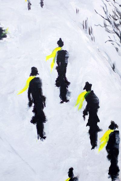Winter von bilderbude auf DaWanda.com