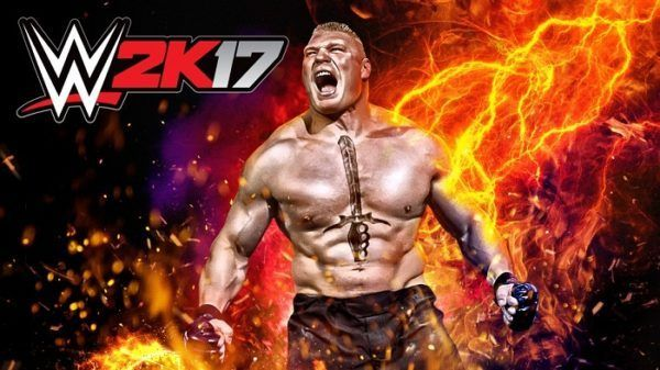WWE 2K17 APK for Android Download [Data+OBB File]