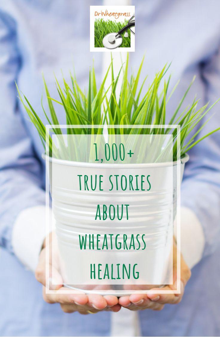 1000+Testimonials #Wheatgrass healing