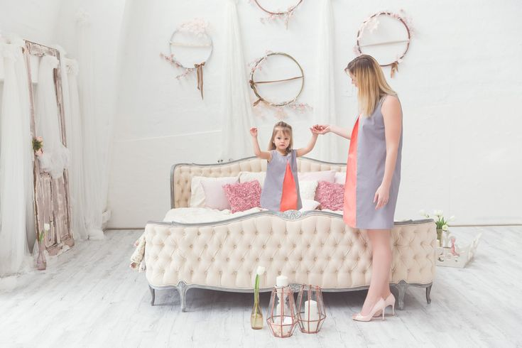 Mother-Daughter outfits LINDA - Kislány - Girls