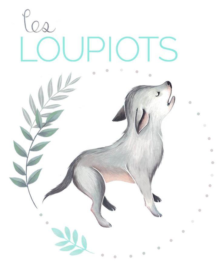 LES LOUPIOTS | blogue enfants et mamans