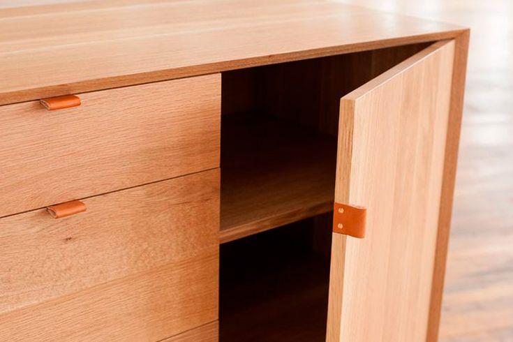 | Tiradores de cuero para renovar tus muebles