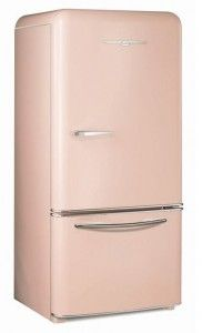 Retro refrigerators -- 7 places to get them in pink (and other colors, too) - Retro Renovation