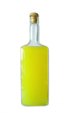 Homemade Limonchello Liquor- yum! harrymmartin