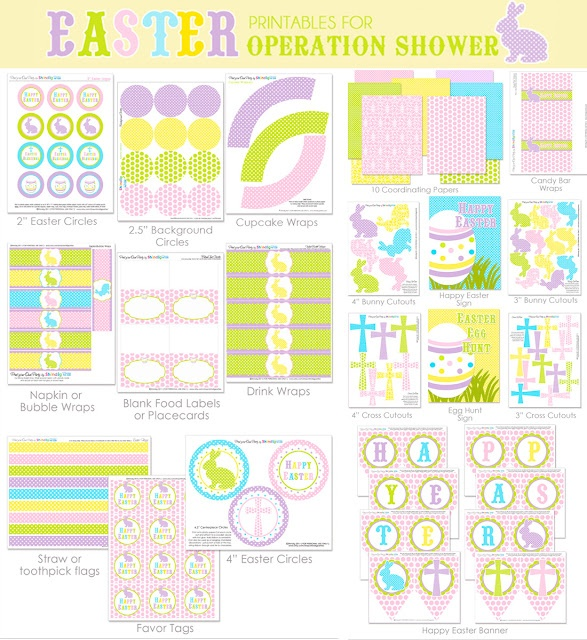130 best free printables parties easter images on pinterest free easter printables setis is amazing 33 pages negle Images