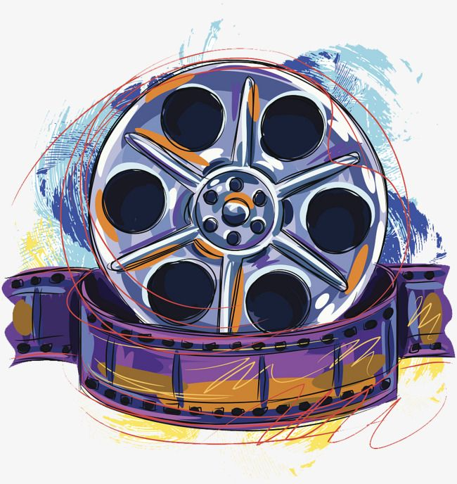 Trend Hand Painted Old Film Old Movies Nostalgia Film Png Transparent Clipart Image And Psd File For Free Download Camera Clip Art Movie Tattoos Film Art