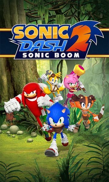Sonic Dash 2: Sonic Boom v1.7.6 (Mod) Apk Mod  Data http://www.faridgames.tk/2017/09/sonic-dash-2-sonic-boom-v176-mod-apk.html