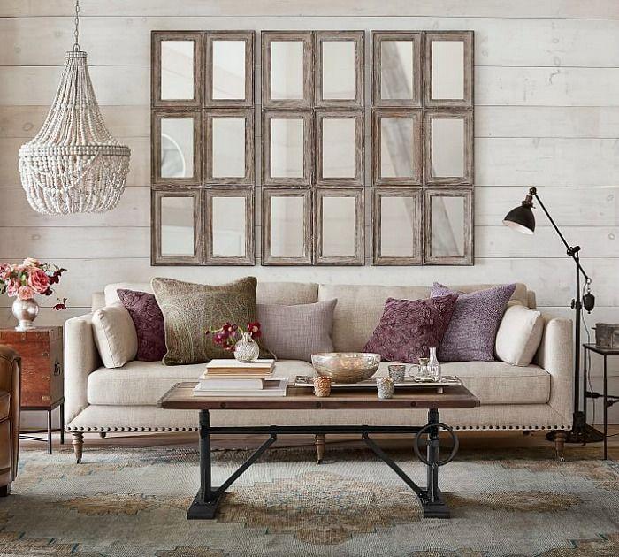 Best 25+ Mirror above couch ideas on Pinterest | Diy ...