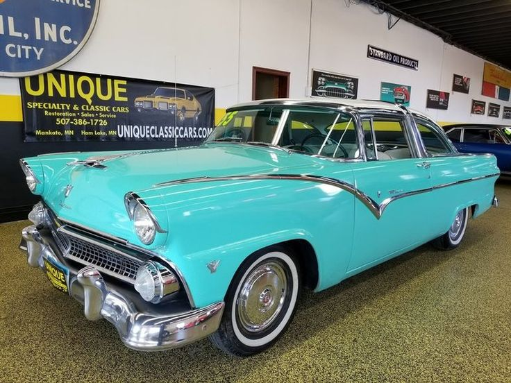1955 Ford Crown Victoria for Sale Crown victoria for