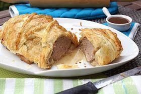 Wellington-Ximenez, Ximenez-Wellington...encantados de conocernos! Con este gran plato acabo de descubir una de las más sabrosas recetas de ...