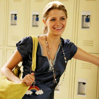 10 Reasons Why The O.C.'s Marissa Cooper Was TV's Most Stylish Character Ever - Lucky Magazine -- I am totally guilty of buying a wishbone necklace purely out of inspiration from Marissa Cooper