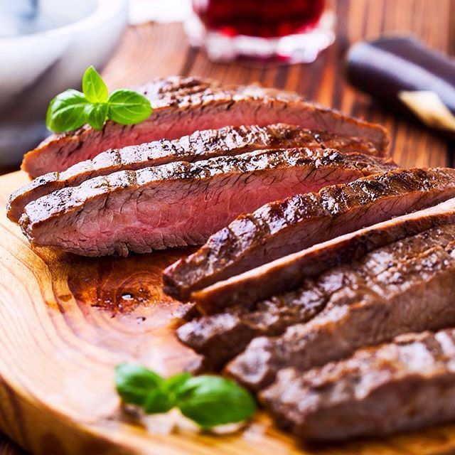 pound) flank steak, trimmed Olive Oil cooking spray 1 tsp. olive ...