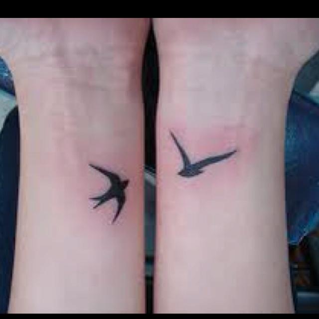 Birds: Tattoo Ideas, Wrist Tattoo, Birds Tattoo Wrist Friends, Style Hair Clothing Tattoo, Body Art, Delicate Birds Tatoo, Pretty Tattoo, Ideas Tattoo, Ink