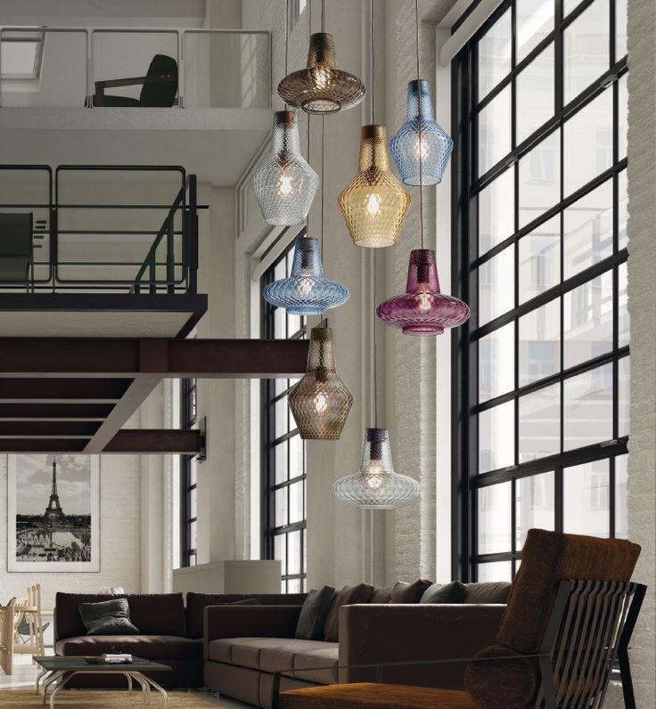 Illuminazione d'interni: nuovo brand Federico de Majo