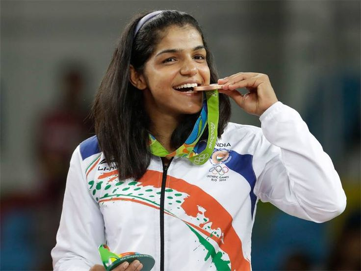 Sakshi Malik Icon of India in Rio 2016